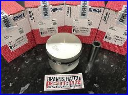 4 x FORD 2.0 OHC PINTO MAHLE PISTONS +0.5mm High Compression