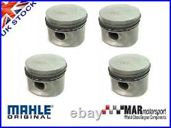 4 x Ford 2.0 OHC Pinto RS 2000 etc MAHLE PISTONS +1.50mm 92.33mm High Comp