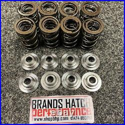 8 X Ford 2.0 Pinto OHC RS2000 Pinto Double Valve Springs & Caps