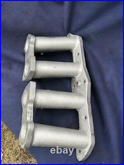 Ford 1.6 2.0 OHC Pinto Inlet Manifold Twin 45 Weber DCOE & Dellorto DHLA