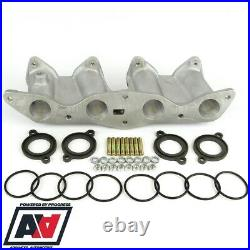 Ford Pinto 1.6 2.0 OHC Inlet Manifold For Twin Weber 45 DCOE Carburettors ADV