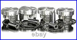 Wiseco Forged Pistons for Ford Cosworth / Lotus 2.0 OHC / Pinto SOHC 8V 9.21